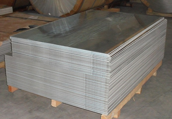 7020 Aluminium alloy sheet