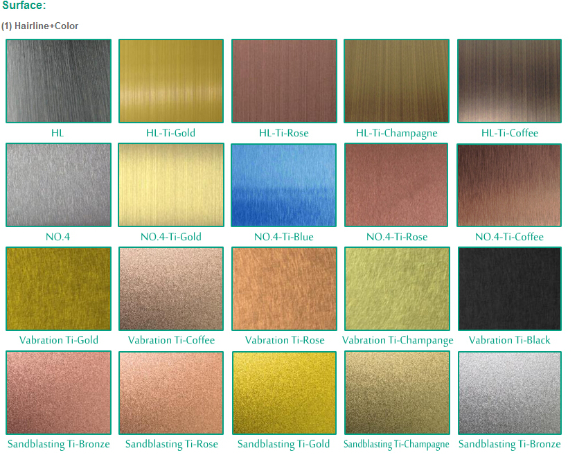 Color-Stainless-Steel-Plate-High-Efficiency