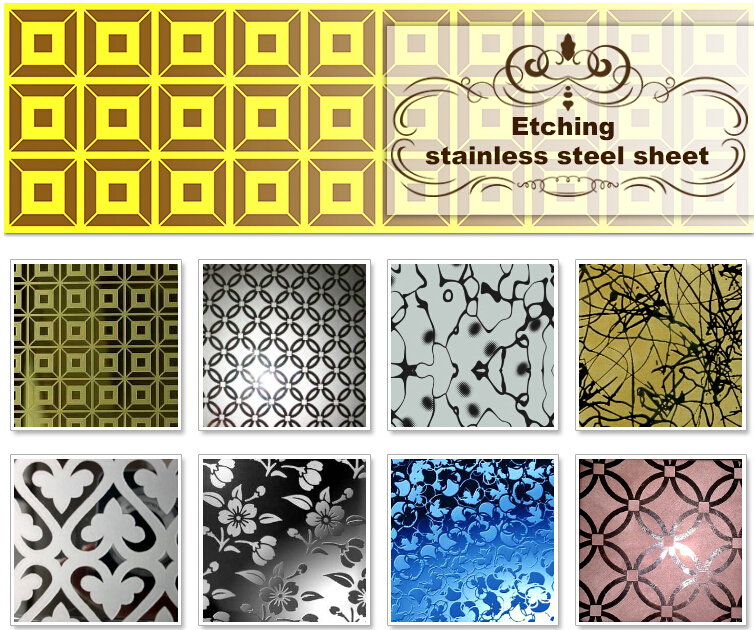 Etched-Stainless-Steel-Plate-Widely-Used