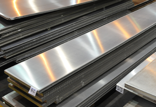 Aluminium sheet for aerospace