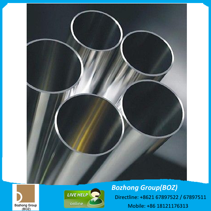 Factory Energy Industry SUS310S 310S S31008 STS310S 1.4845 Stainless Metal pipe tube