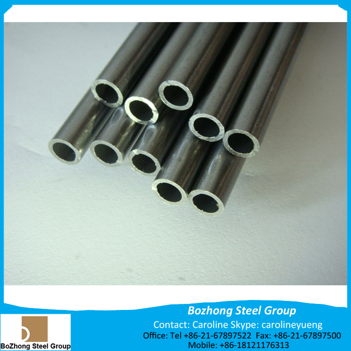 fluid capillary tube liquid capillary pipe 321 stainless steel tube
