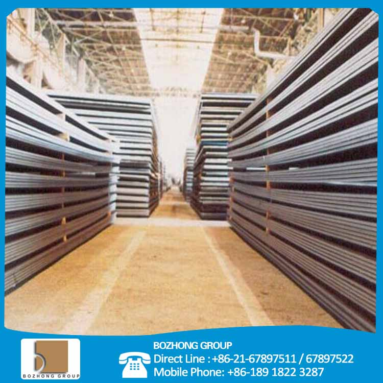High rise building Steel