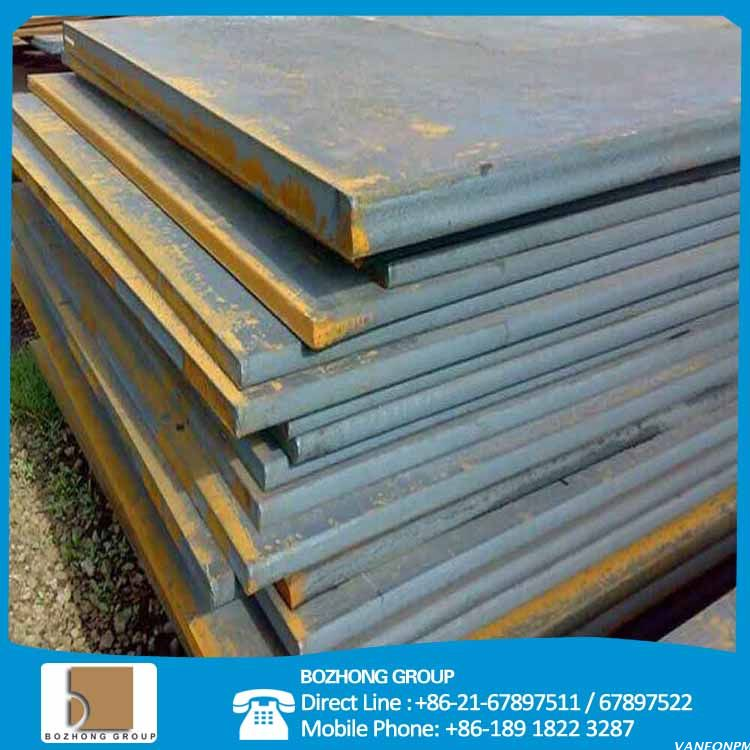 High strength Fine-grain Steels