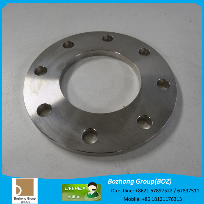International High Tensil SUS316Ti 316Ti S31635 1.4571 04Cr17Ni12MoTi20 SS steel flange