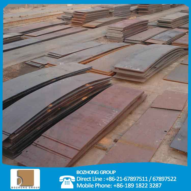 Offshore /Ship building quality Steel Plate