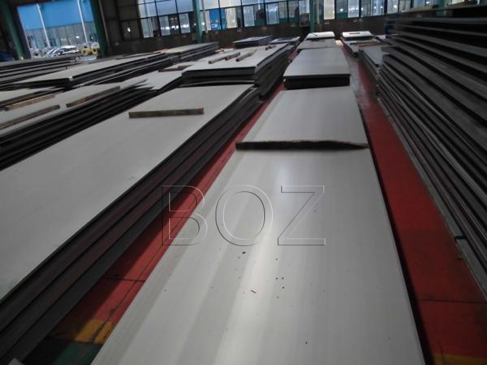 SS Plate Grade 300 Series Rolled Stainless Steel 304 Plate
