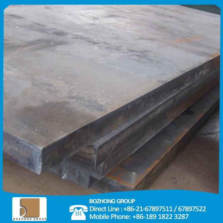 Weathering, corrosion and fire resistant Steel