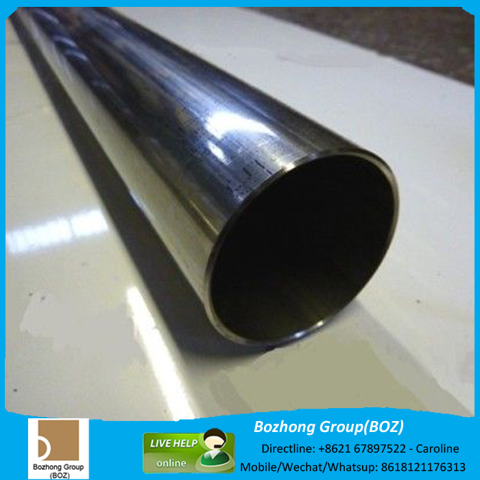 International Quality SUS347, 347, S34700, STS347, 1.4550, SS stainless steel pipes for sale