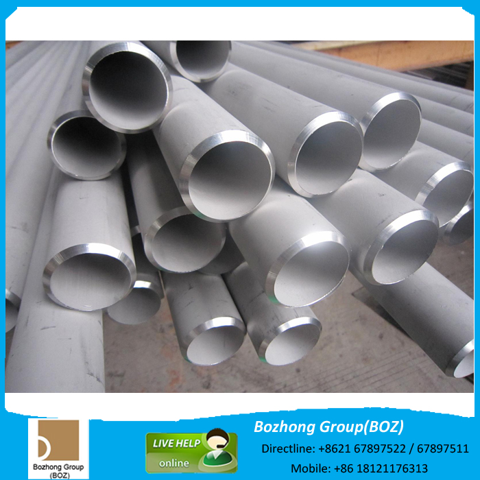 coating SUS316LN, 316LN, S31653, STS316LN, 1.4406, stainless steel pipe seamless for sale