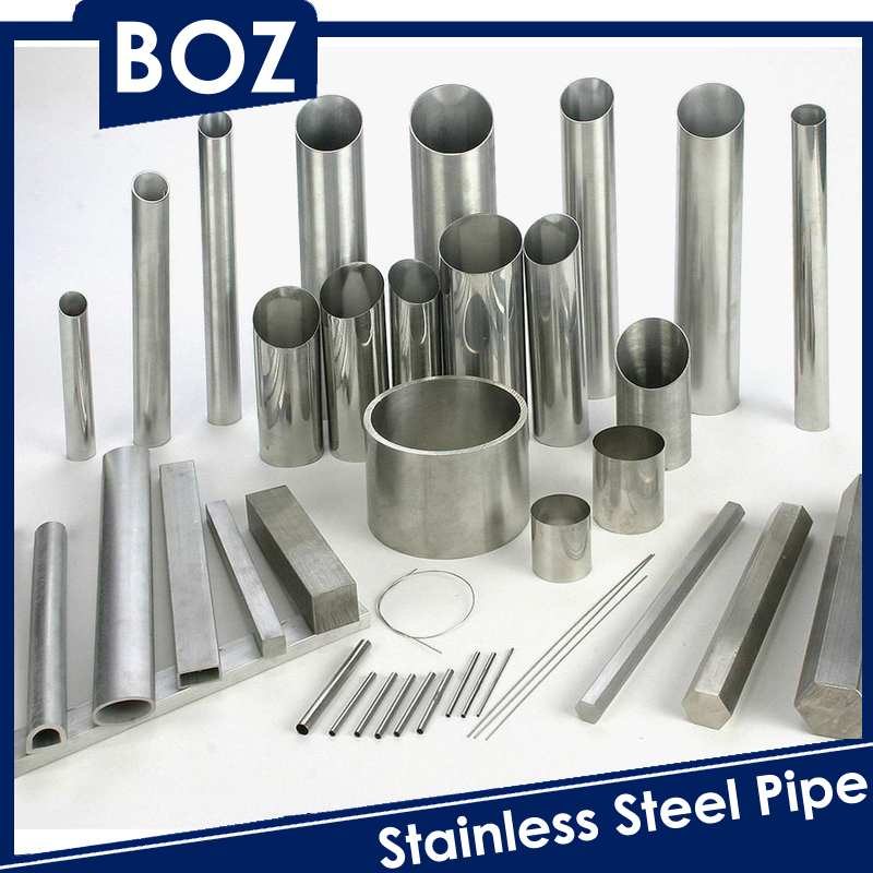 Qulity 1.4541 INOX pipe Food Grade 321 seamless tube from china for sale