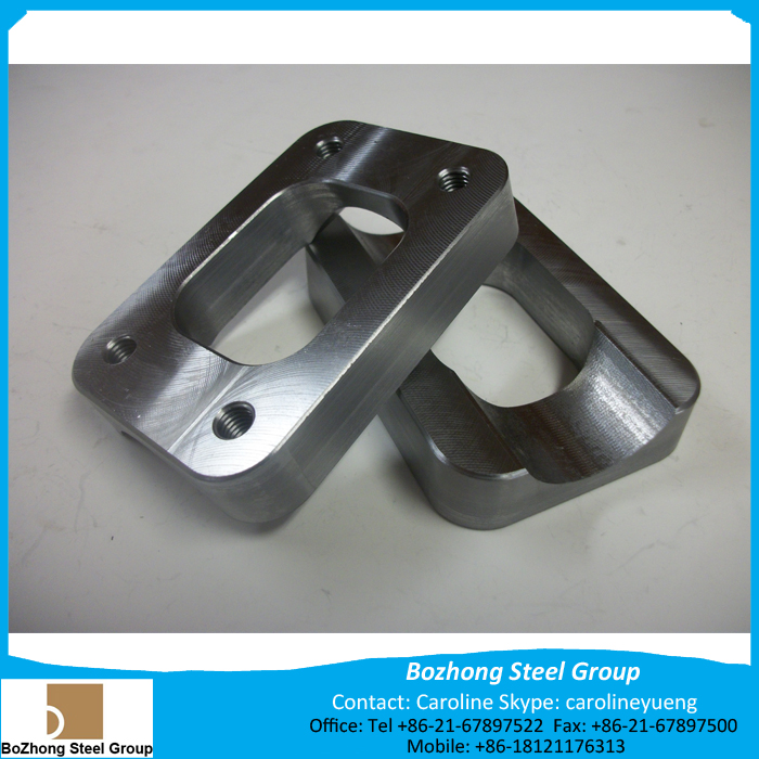 International High Tensil SUS316Ti 316Ti S31635 1.4571 04Cr17Ni12MoTi20 SS steel flange for sale