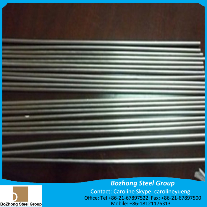 fluid capillary tube liquid capillary pipe 321 stainless steel tube for sale